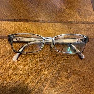 # 1052 DKNY glasses.